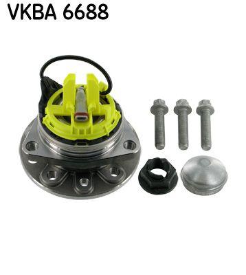 Hjullager VKBA 6688 SKF Sikker — bare nye deler