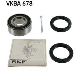 Kit de roulement de roue VKBA 678 CITROËN 2 CV à prix réduit — achetez maintenant!