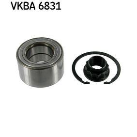 VKBA 6831 Zestaw łożysk koła SKF - Tanie towary firmowe