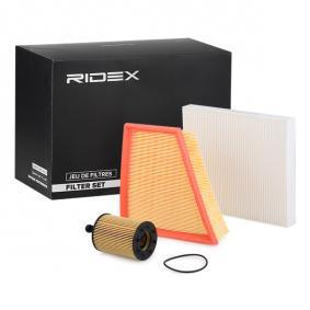 Comprare 4055F0006 RIDEX Kit filtri 4055F0006 poco costoso