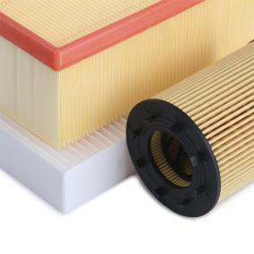 4055F0006 Kit filtri RIDEX qualità originale