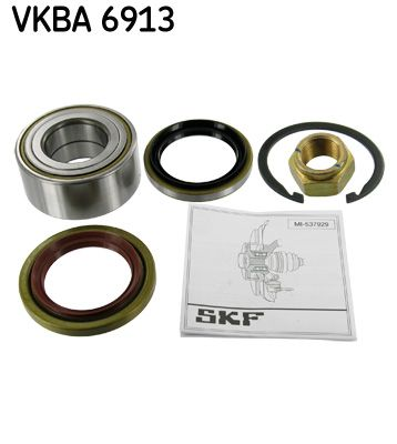 Колесен лагер VKBA 6913 SKF — само нови детайли