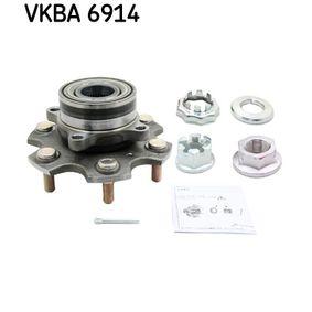 Lożisko kolesa - opravná sada VKBA 6914 VKBA 6914 MITSUBISHI PAJERO III (V7_W, V6_W) — využite skvelú ponuku hneď!