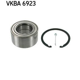 VKBA6923 Hjullagerssats SKF - Upplev rabatterade priser