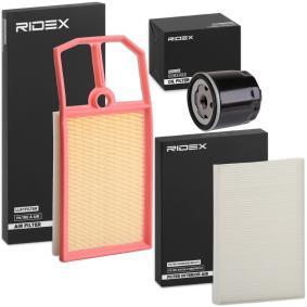 Comprare 4055F0024 RIDEX Kit filtri 4055F0024 poco costoso