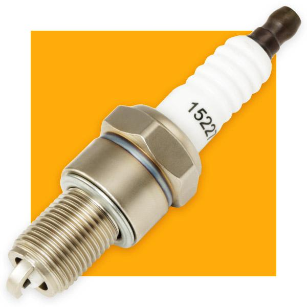 Car spare parts VW ILTIS 1988: Spark Plug RIDEX 686S0011 at a discount — buy now!