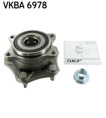 Hjullager VKBA 6978 SKF Sikker — bare nye deler