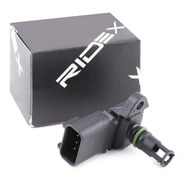 RIDEX | Sensor, Ladedruck 161B0027