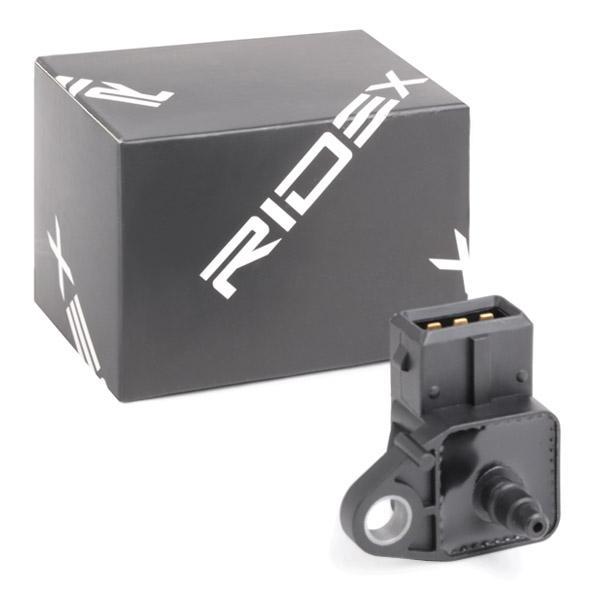 RIDEX | Sensor, Ladedruck 161B0032