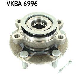 VKBA 6996 Rato guolio komplektas SKF originalios kokybiškos