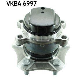 VKBA 6997 SKF mit integriertem ABS-Sensor Radlagersatz VKBA 6997 günstig kaufen