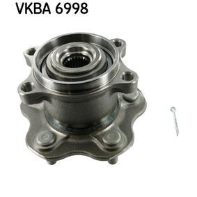 VKBA6998 Hjullagersats SKF - Upplev rabatterade priser