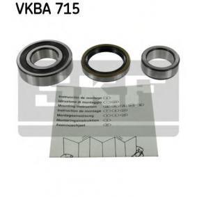 Radlagersatz SKF VKBA 6998