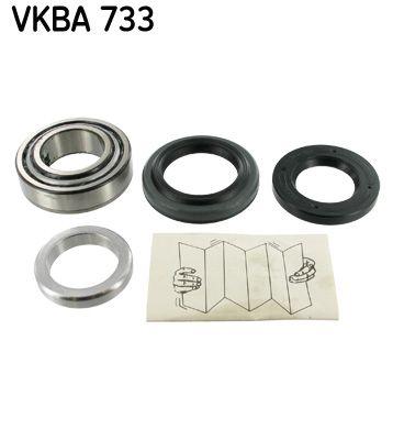 Köp SKF VKBA 733 - Hjulnav till Volvo: Ø: 73mm, Innerdiameter: 39,7mm