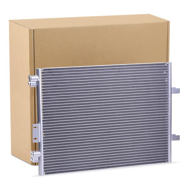 RENAULT CLIO 2021 Kondensator Klimaanlage - Original RIDEX 448C0211 Kältemittel: R 134a