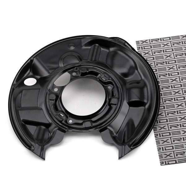 Buy Brake rotor backing plate RIDEX 1330S0002
