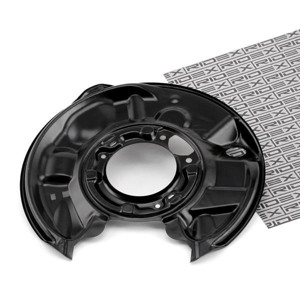 Acheter Déflecteur disque de frein RIDEX 1330S0003 à tout moment