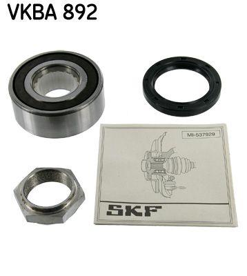 Accesorios y recambios CITROËN DYANE 1977: Juego de cojinete de rueda SKF VKBA 892 a un precio bajo, ¡comprar ahora!