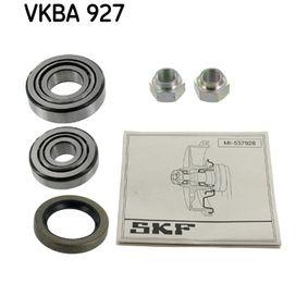 Kit cuscinetto ruota VKBA 927 FIAT 850 a prezzo basso — acquista ora!