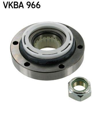 Achetez Roulements SKF VKBA 966 (Ø: 108mm, Diamètre intérieur: 78mm) à un rapport qualité-prix exceptionnel
