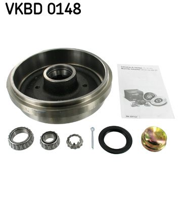 VKBA529 SKF mit integriertem Radlager, Ø: 211mm Bremstrommel VKBD 0148 günstig kaufen