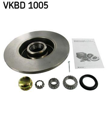 VW Disque d'Origine VKBD 1005