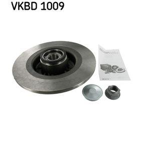 VKBD1009 Bremsscheibe SKF Erfahrung