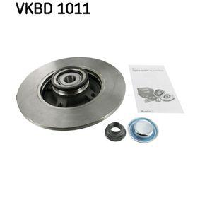 VKBD1011 Bremsscheibe SKF Erfahrung