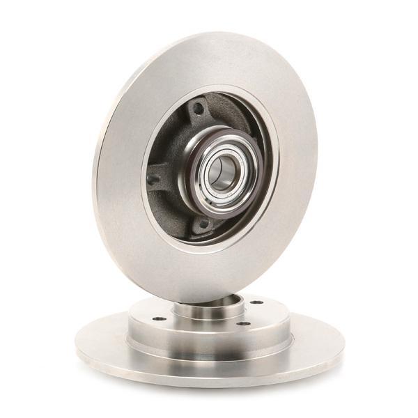 VKBD1012 Disques de frein SKF VKBD 1012 - Enorme sélection — fortement réduit