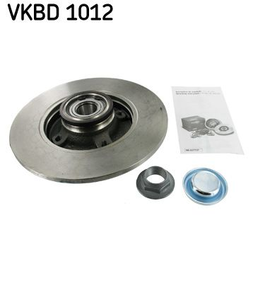 VKBD1012 Disque de frein SKF - L'expérience aux meilleurs prix