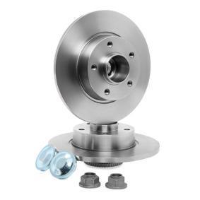 VKBD1013 Bremsscheiben SKF VKBD 1013 - Große Auswahl - stark reduziert