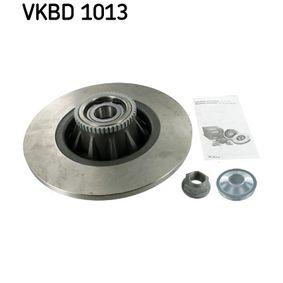 VKBD1013 Bremsscheibe SKF Erfahrung