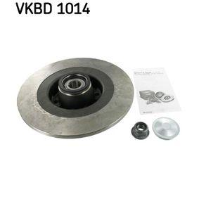 VKBD1014 Bremsscheibe SKF Erfahrung