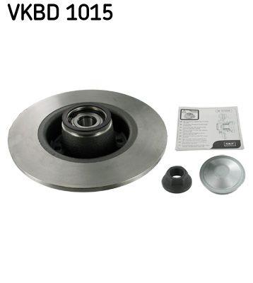 Achetez Disque de frein SKF VKBD 1015 (Ø: 240mm, Jante: 4Trou, Épaisseur du disque de frein: 8mm) à un rapport qualité-prix exceptionnel
