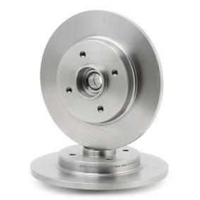 VKBD1016 Bremsscheiben SKF VKBD 1016 - Große Auswahl - stark reduziert
