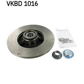 VKBD 1016 Bremsscheibe SKF in Original Qualität