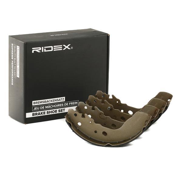 RIDEX   Bremsbackensatz 70B0267