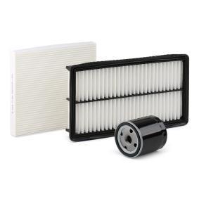 4055F0052 Kit filtri RIDEX prodotti di marca a buon mercato