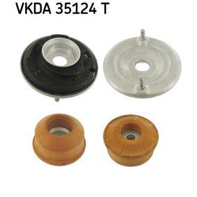 VKDA35124 SKF utan lager Fjäderbens-stödlager VKDA 35124 T köp lågt pris