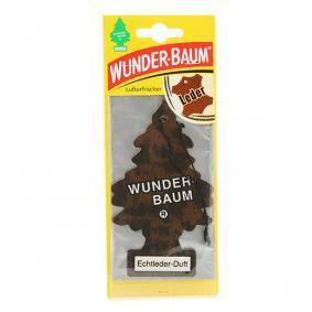 134244 Wunder-Baum Echtleder-Duft Leather Ambientador 134244 comprar económica