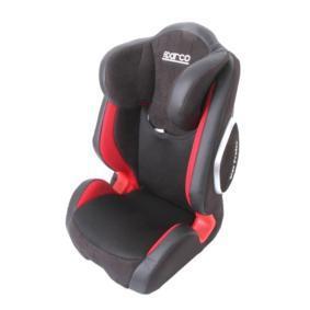 1000KIG23RD SPARCO F1000K PREMIUM schwarz, rot, Polyester, Kunststoff, ISOFIX: Ja, Gruppe: 2, Gruppe: 3 Gewicht des Kindes: 15-36kg, Kindersitzgeschirr: Nein Kindersitz 1000KIG23RD günstig kaufen