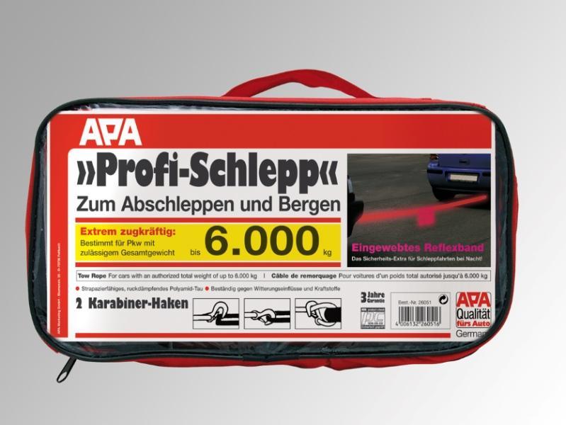 26051 Abschleppseile APA - Markenprodukte billig