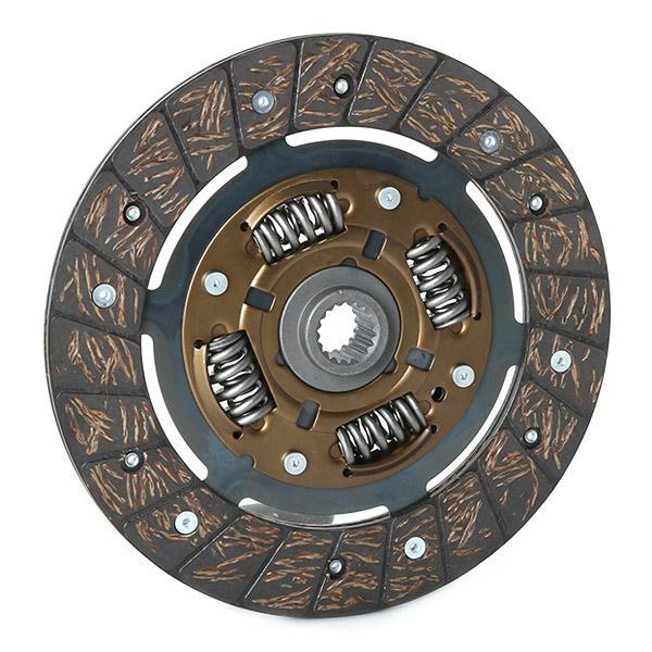 Buy original Clutch disc RIDEX 262C0039
