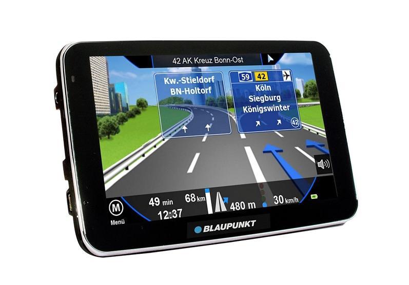 1 081 234 417 001 BLAUPUNKT Travelpilot 40 Bluetooth: Nee Navigatiesysteem 1 081 234 417 001