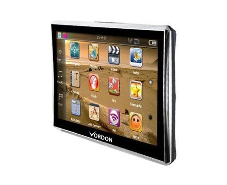 VGPS5EUAV Navigační systém VORDON - Levné značkové produkty