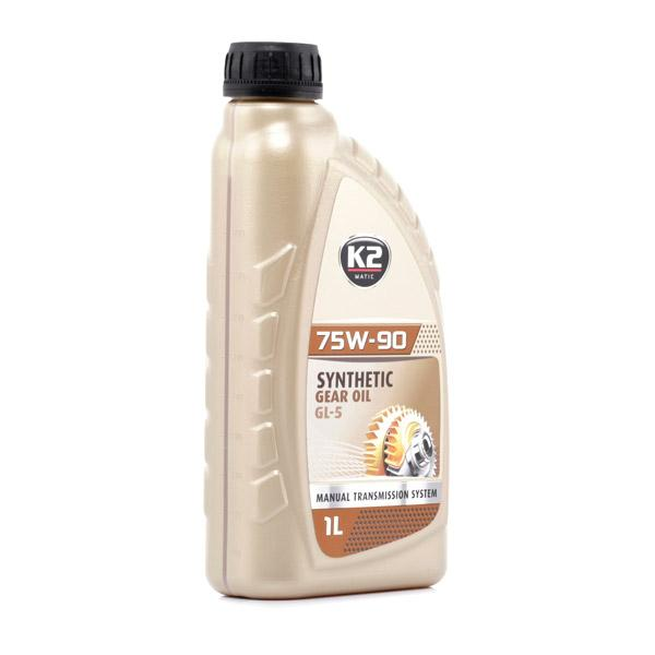 O5561S Transmission Oil K2 - Experience and discount prices
