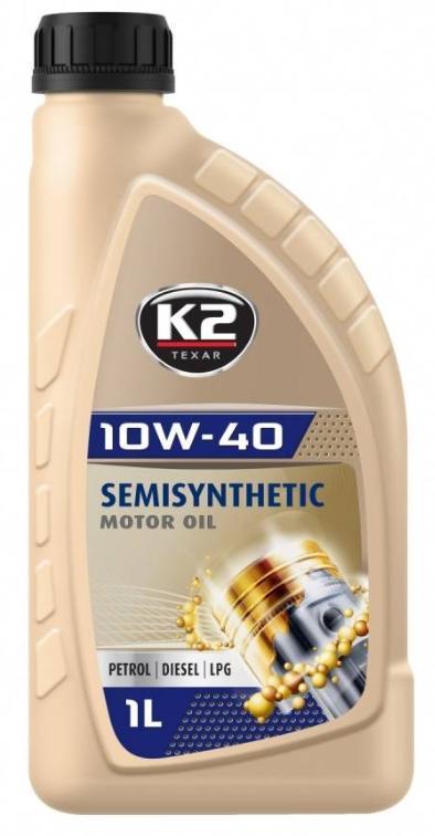 O24B0001 K2 Motoröl Bewertung