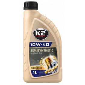 Kúpte a vymeňte Motorový olej K2 O24D0001