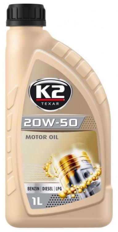 Motoröl K2 O05B0001
