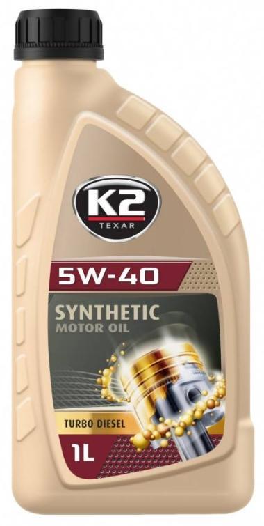 Olio motore K2 O34D0001 Recensioni